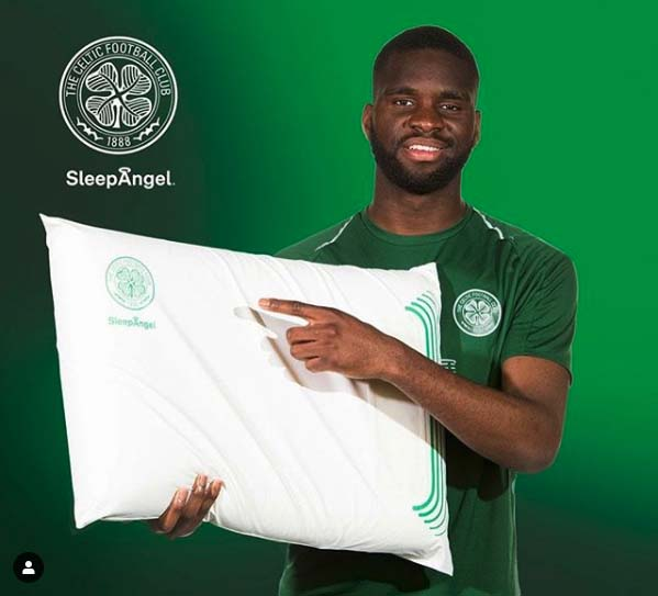 Celtic FC - Sleep angel topsport